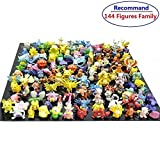 Pakesmon Toy Play Fun 144 pcs Heroes Action Figure...