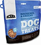 Orijen Acana Mackerel and Greens Freeze-Dried Dog Treats, 3.25 oz
