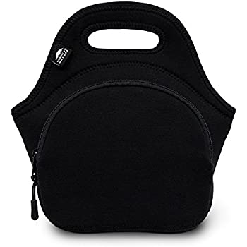 Amazon.com: Cosfash Neoprene Lunch Tote Insulated Reusable ...
