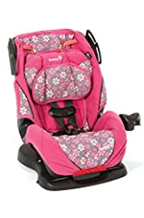 Designed for your growing child, the All-in-One Convertible Car Seat by Safety 1st will take your little one all the way through three different stages: starting as a rear-facing infant car seat, converting to a forward-facing car seat, and t...