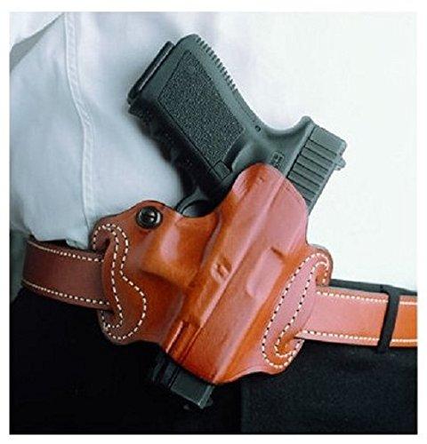 (DeSantis 086TA8BZ0 Mini Slide fits Glock 43, Right, Tan Color)