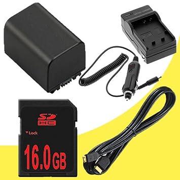 BP-819 batería de repuesto de iones de litio W/externo ...