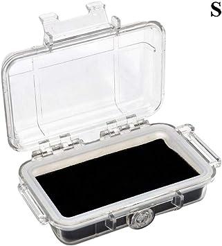 EFINNY Caja de Almacenamiento Impermeable Caja de Seguridad ...