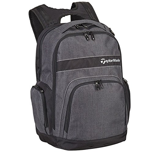 TaylorMade 2019 TaylorMade 2019 Golf Players Backpack (Charcoal/Black)