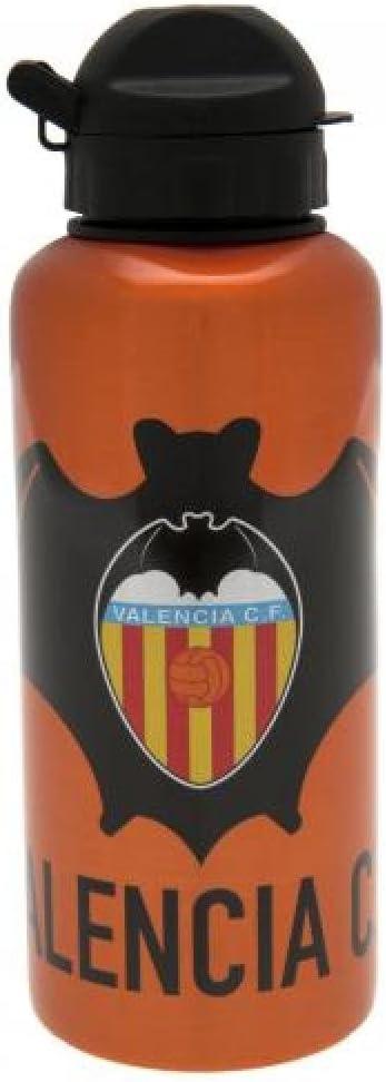 Valencia CF Oficial de fútbol Regalo Botella de Aluminio – una Gran Navidad/Regalo de cumpleaños Idea para Hombres y niños: Amazon.es: Deportes y aire libre