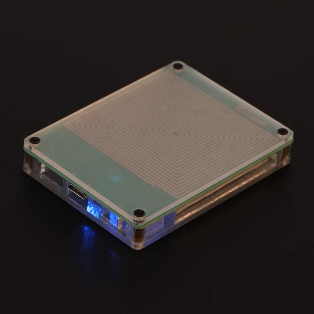 Schumann Wave Generator 7.83hz Generador de Pulso de Frecuencia Ultrabaja Con Bater/ía Recargable Cable USB Destornillador