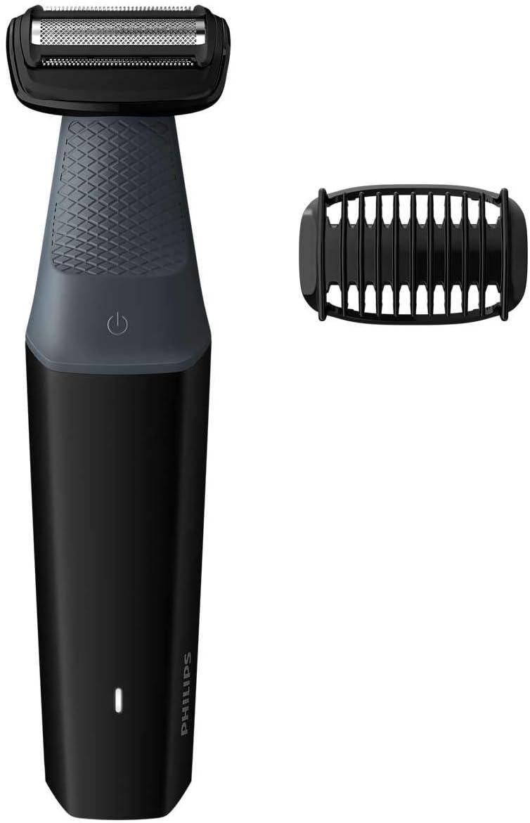 Philips series 3000 - Cortapelos para el cuerpo (hidrófugo, con sistema de confort cutáneo): Amazon.es: Salud y ...