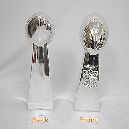 CQ 2018 Super Bowl Trophy 15 Scale Replica 9quot 24cm W