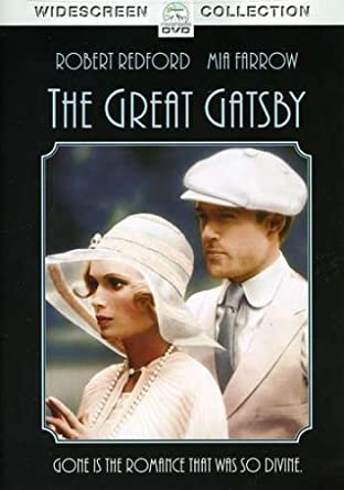 Amazon.com: The Great Gatsby: Robert Redford, Mia Farrow, Bruce ...
