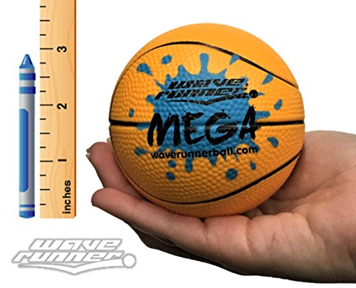 (Wave Runner Water Skipping Ball Basketball Style 3.5