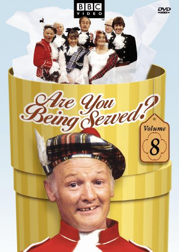 Are You Being Served? Vol. 8 (Das The Outlet Shoppes)