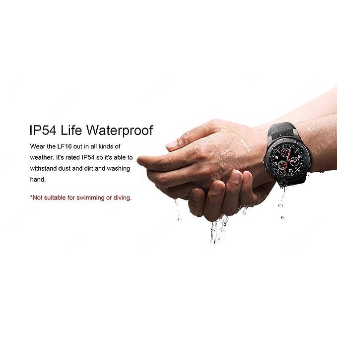 Amazon.com: LXJTT Bluetooth Smart Watch Phone with WiFi GPS ...