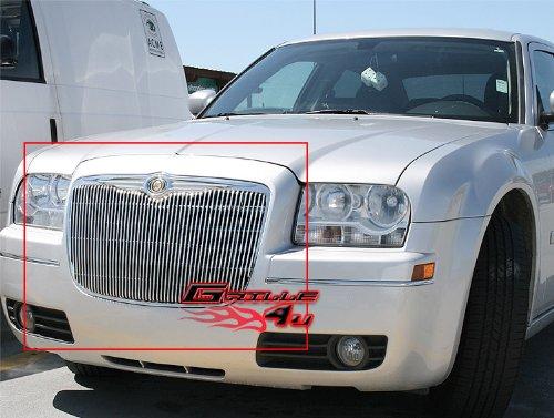 300c Vertical Billet Grille - APS 2005-2010 Chrysler 300/300C Vertical Billet Grille Insert #S18-V55156R