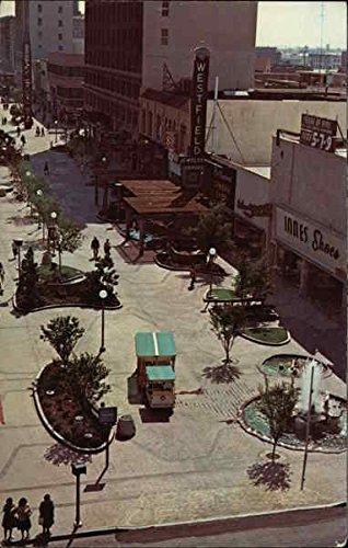 Aerial View of Mall Fresno, California Original Vintage - Fresno Mall California