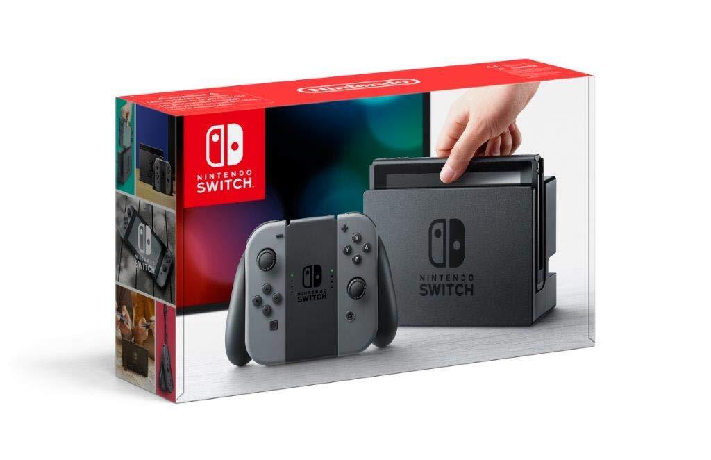 Nintendo Switch Konsole Grau product image