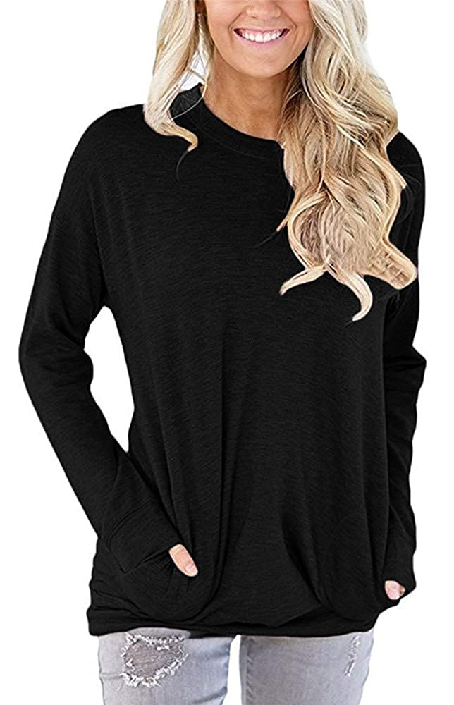 Womens T Shirts Short Sleeve Tops Casual Loose Tunic Blouse at Amazon  Women s Clothing store  a2866edf75373