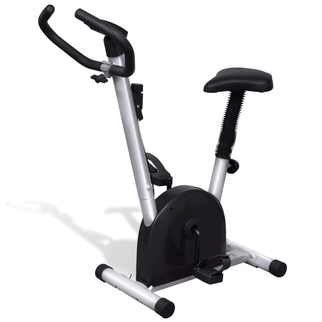 mewmewcat Bicicleta est/ática con sill/ín 92,5 x 49 x 106 cm