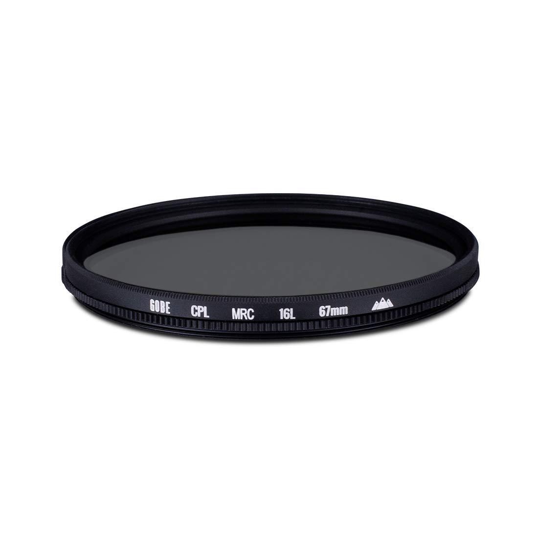 Gobe CPL 46mm SCHOTT 16-Layer Multi-Coated Polarized Filter