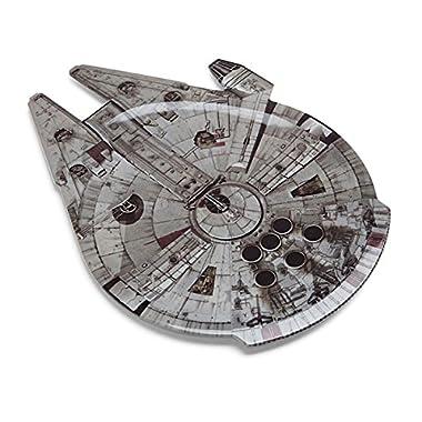 Disney Star Wars Millennium Falcon Serving Platter