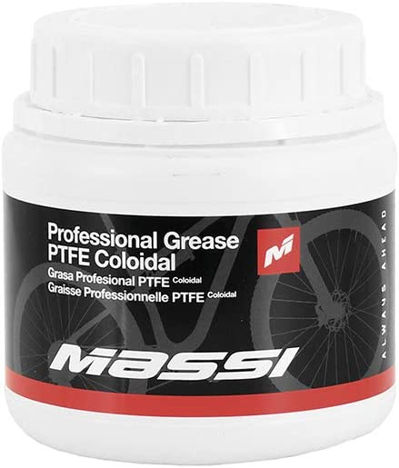 Massi Profesional 500Grs Grasa, Deportes y Aire Libre, Verde, Talla Única