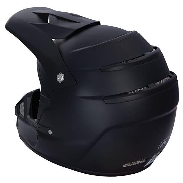 Amazon.com: Klim ECE Mens F4 Motocross Motorcycle Helmet - Circuit / 2X-Large: Automotive