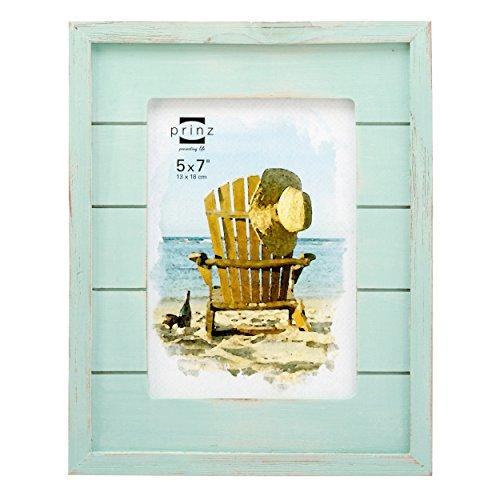 Prinz Seaside Wood Plank Frame, 5 x 7