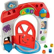 parque infantil doméstico Laugh & Learn Smart Stages de Fisher-Price [exclusivo de Amazon]