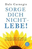 Book Cover for Sorge dich nicht - lebe!