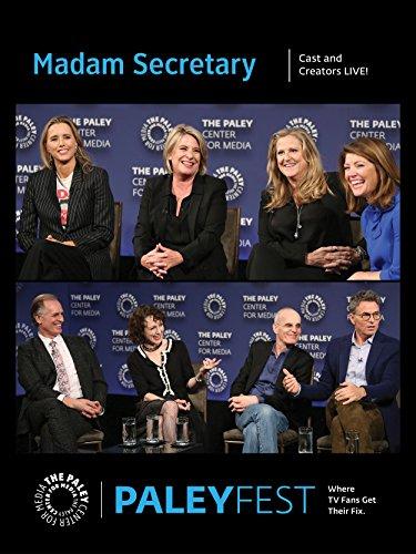 Madam Secretary  Cast And Creators Paleyfest