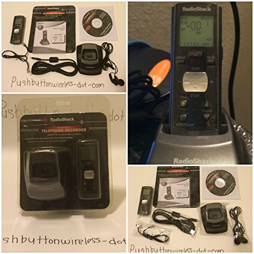 Radio Digital Telephone Recorder 43 127 product image