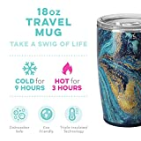 Swig Life 18oz Triple Insulated Travel Mug with