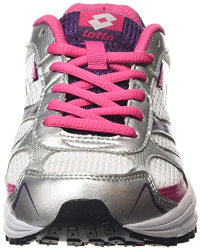 Course Mehrfarbig VI Femme Zenith Chaussures Lotto de W Glamour Multicolore Wht q78FX1Pwn