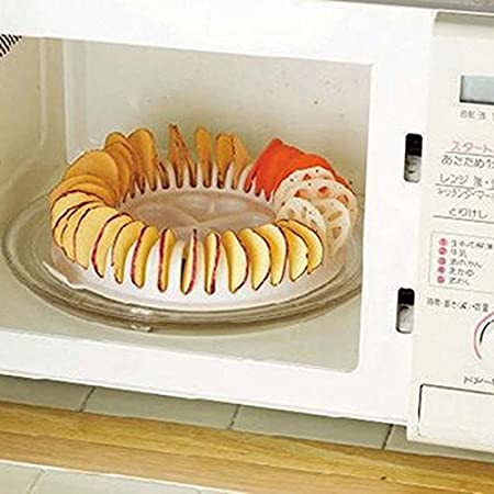 Amazon.com: xiaolanwelc @ patatas fritas para microondas ...