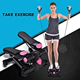 ROCK1ON Fitness Stair Stepper for Women and Man