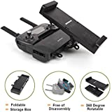 H-shopping Foldable Extended Holder for DJI Mavic Pro + One Strap, Freely Disassembly, Storage Design, Gently Press Gently Stretch, Comaptible with Phantom 3 4 and 4.7'- 12.9' Smartphone Tablet