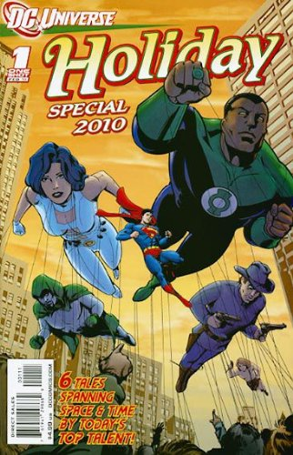 DCU Holiday Special 2010 #1