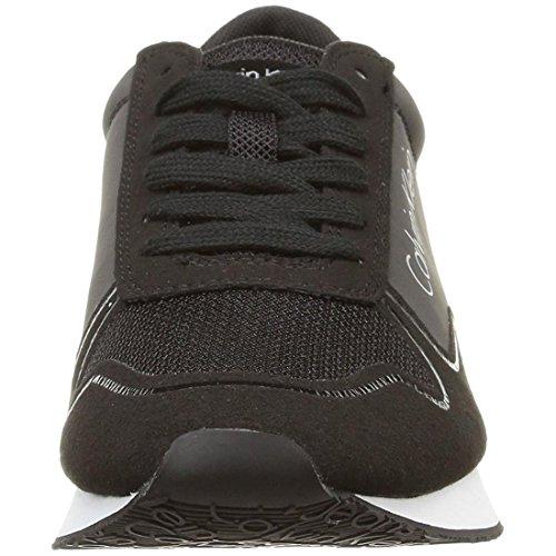 Calvin Nylon Microfiber Klein Basses Sneakers Reflex Tori Femme Jeans AIAqwr