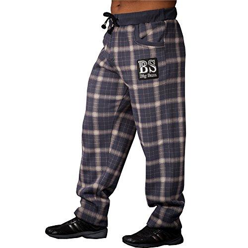 BIG SAM SPORTSWEAR COMPANY Men's Baggy Track Pants Bodypa...
