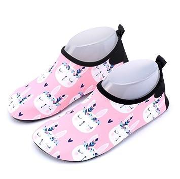 YYAMO Zapatos De Playa Niños Nadar Zapatos De Agua Zapatos ...