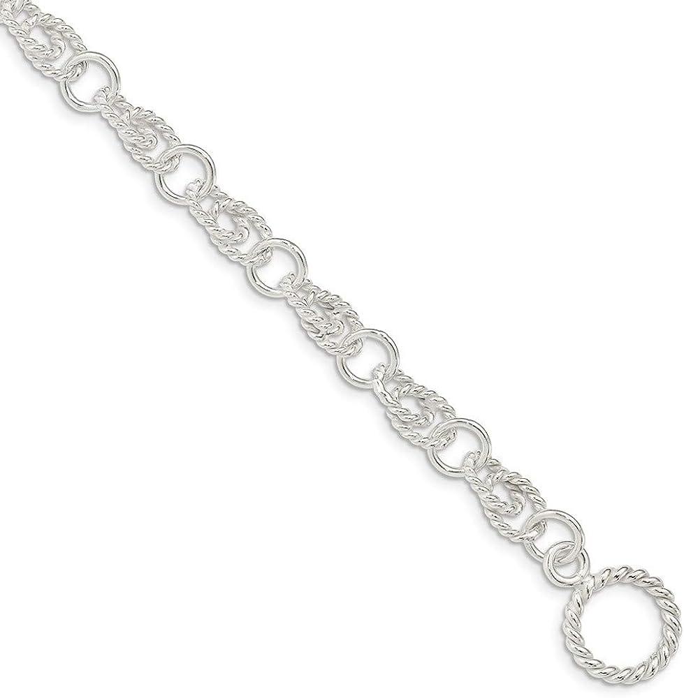 Designer Link Bracelet Carabiner Connector Bracelte Lock Gold Vermeil Bracelet Women Twisted Bracelets 925 Silver Twisted Wire Bracelet
