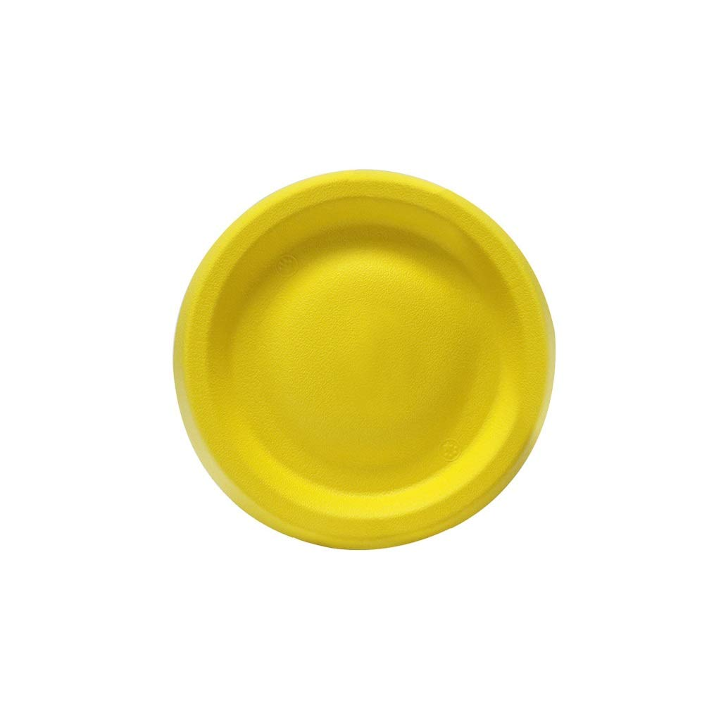 Lxrzls Pet Dog Frisbee,Large Dog Flying Disc Soft Throwing. Outdoor Floating Fetch Game