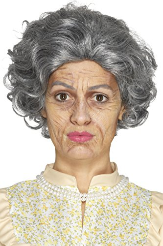 Smiffy's Old Age Makeup Adult Costume Makeup -