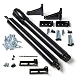 Andersen Storm Door Top and Bottom Closer Kit in Black Color