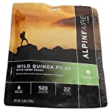 Alpine Aire Foods Wild Quinoa Pilaf with Hemp Crispies