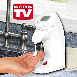 Touch-Free Liquid Motion Soap Dispenser