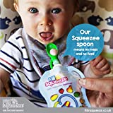 The Original Patented Fill n Squeeze Baby Weaning