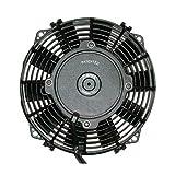 Spal 30100360 10'' Straight Blade Low Profile Fan