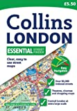 Collins London Essential Street Finder