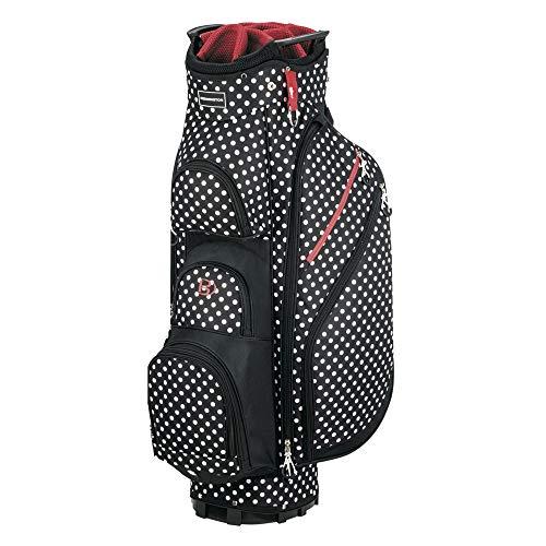 Bennington Women Miss Lite Cart Bag Polka Dot