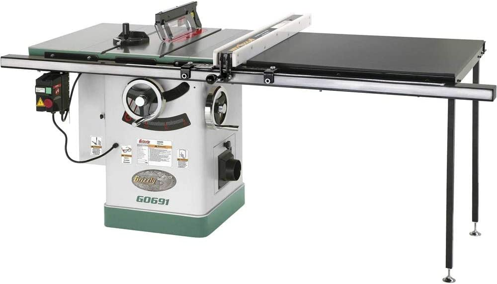 Grizzly G0691 Cabinet Table Saw